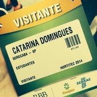 Photo taken at Hortitec by Catarina M. on 5/28/2014