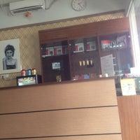 Photo taken at Salon Rudy Hadisuwarno by Naia S. on 11/8/2012