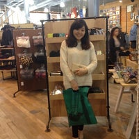 Photo taken at Urban Outfitters by Chi N. on 3/26/2014