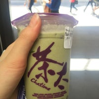 Photo taken at ChaTime (曰出茶太) by Chi N. on 1/29/2015