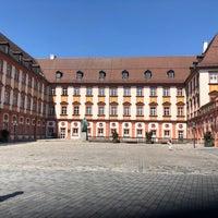 Photo taken at Ehrenhof am Alten Schloss by Nils H. on 8/16/2018