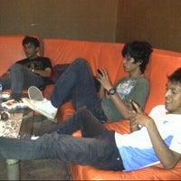 Photo taken at Starpool Biliyard by Anggra N L. on 10/5/2012
