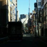 Photo taken at Toyoko Inn Tokyo Nihombashi by そる し. on 1/15/2017