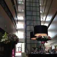 Photo taken at Van der Valk Hotel Rotterdam-Blijdorp by Олег М. on 5/15/2013