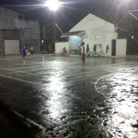Photo taken at Lapangan Tennis Margaasih by Nino C. on 9/15/2012