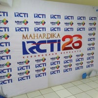 Photo taken at PT. Rajawali Citra Televisi Indonesia (RCTI) by Nino C. on 11/25/2015