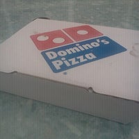 Photo taken at Domino's Pizza by Anouar B. on 11/8/2012