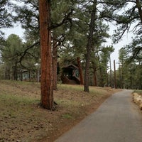 Photo taken at Grand Canyon-Tusayan Community Library by Jiří Č. on 5/21/2015