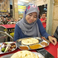 Photo taken at Restoran Nasi Kandar Ayza's by Fazlina A. on 3/21/2017
