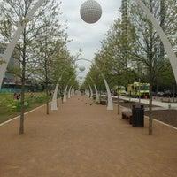 Foto tirada no(a) Klyde Warren Park por 👑Jillian Marie👑 em 4/9/2013