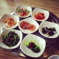 Photo taken at Da Sa Rang Korea BBQ Restaurant by Peter Pan on 11/13/2012