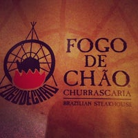 Photo taken at Fogo de Chão by Stein W. on 2/10/2013