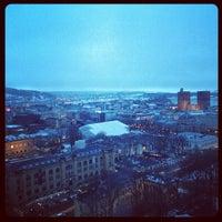 3/5/2013에 Stein W.님이 Radisson Blu Scandinavia Hotel에서 찍은 사진