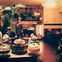 Photo taken at Bewley's Café by Carlos B. on 4/14/2013