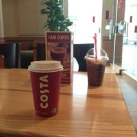 Photo taken at Costa Coffee by أحمَـــد م. on 2/19/2013