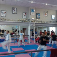 """Photo taken at Α. Σ.  ΛΑΡΙΣΑΣ  """"Tae Kwon Do"""" by Paschos L. on 8/27/2013"""