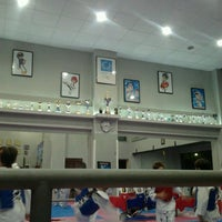 """Photo taken at Α. Σ.  ΛΑΡΙΣΑΣ  """"Tae Kwon Do"""" by Paschos L. on 11/14/2013"""