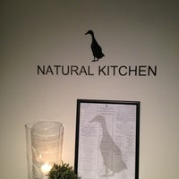 Photo taken at Natural Kitchen by Anna T. on 2/17/2013