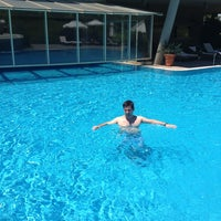 Photo taken at Sueno Hotels Golf by Gurcan A. on 7/24/2013