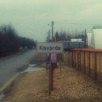 Photo taken at Kisvárda by Éva G. on 2/27/2015