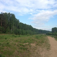 Photo taken at Сертоловский лес by Are We on 5/31/2013