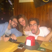 Photo taken at Pub Birreria Spaghetteria da Agostino by Tommaso P. on 6/4/2014