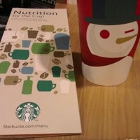 Photo taken at Starbucks by Orkhan A. on 12/27/2012