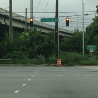 Photo taken at I-85 Exit 88: Cheshire Bridge Road by Brooke D. on 7/13/2013
