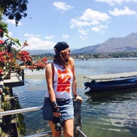 Photo taken at Batur Lake by Keti G. on 9/8/2015