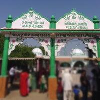 Photo taken at Hajipir by Prakash A. on 11/4/2013