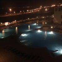 Photo taken at South Beach - Aqaba by Filipp S. on 8/7/2017