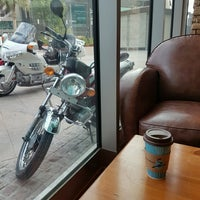 Photo taken at Caribou Cafe by Noura on 1/21/2017