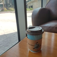 Photo taken at Caribou Cafe by Noura on 8/12/2017