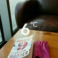 Photo taken at Caribou Cafe by Noura on 2/4/2017