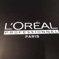 Photo taken at L'Oréal Professionnel by Jackson A. on 2/20/2017
