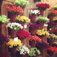 Photo taken at Flower Market by Anatoly S. on 9/25/2012