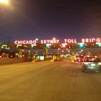 Photo taken at Chicago Skyway by Anne on 12/30/2012