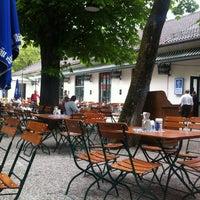 Das Foto wurde bei Wirtshaus am Bavariapark von Josef F. am 5/15/2013 aufgenommen