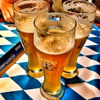 Photo taken at Bierhalle by Paweł D. on 7/11/2014