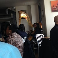 Photo taken at Abistro On DeKalb by Saniyyah G. on 3/24/2013