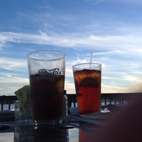 Photo taken at Water's Edge Grill by Jeff C. on 9/18/2013