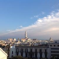 Photo taken at Palace Hotel Bari by Kinzica on 12/15/2013