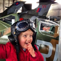 Photo taken at Ulster Aviation Society by Jonathan M. on 3/9/2014