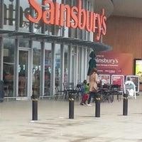 Photo taken at Sainsbury's by Elvira S. on 1/7/2013
