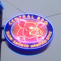 Photo taken at Central BBQ by M.A. S. on 12/8/2012