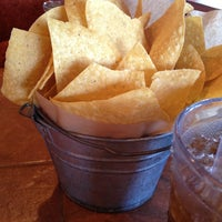Photo taken at On The Border Mexican Grill & Cantina by Michaljt on 1/18/2013
