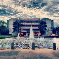 Photo taken at University of Houston by David T. on 3/28/2013