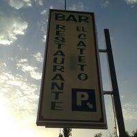 Photo taken at Restaurante El Cateto by laguiadegranada on 8/3/2013