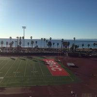 Photo taken at Santa Barbara City College by Mariana B. on 1/7/2013