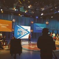 Photo taken at Перший нацiональний телеканал by Oleksii F. on 4/15/2015